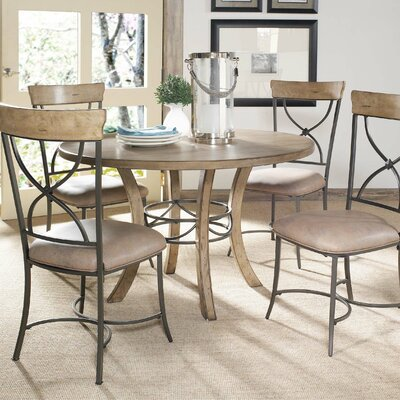 Hillsdale Furniture Charleston 5 Piece Dining Set
