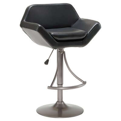 "Hillsdale Furniture Valencia 24"" Swivel Bar Stool with Cushion"