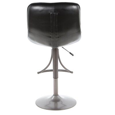 "Hillsdale Furniture Aspen 24"" Barstool in Oyster Grey"