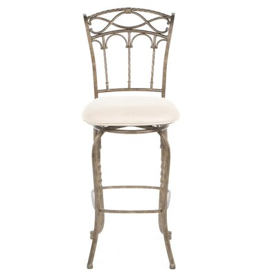 "Hillsdale Furniture Kendall 30"" Swivel Bar Stool"