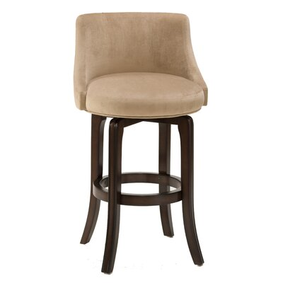 "Hillsdale Furniture Swivel Napa Valley 29.75"" Bar Stool"