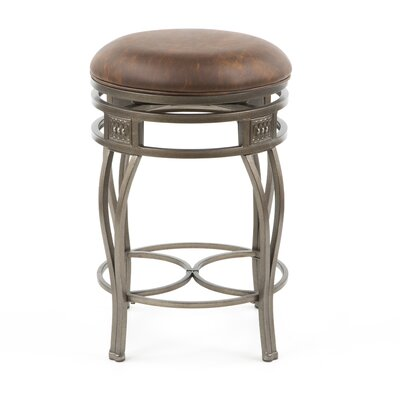 "Hillsdale Furniture Montello 26"" Swivel Bar Stool"