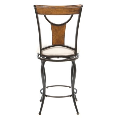"Hillsdale Furniture Pacifico 26"" Swivel Bar Stool"