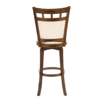 "Hillsdale Furniture Jefferson 30"" Swivel Bar Stool"