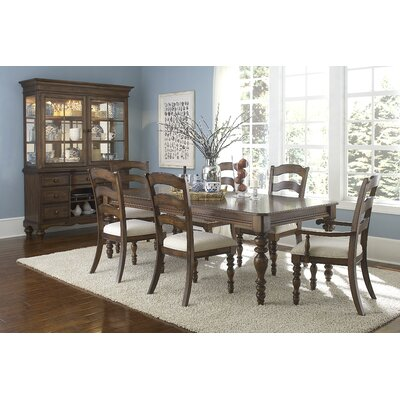 Pine Island 7 Piece Dining Set Wayfair
