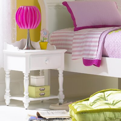 Hillsdale Furniture Lauren 1 Drawer Nightstand