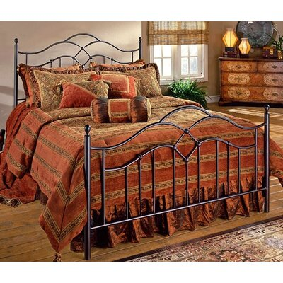 Hillsdale Furniture Oklahoma Metal Bed