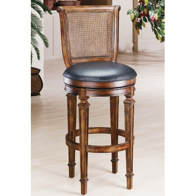 "Hillsdale Furniture Dalton 31"" Swivel Bar Stool"