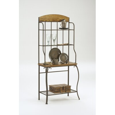 Hillsdale Furniture Lakeview Baker's Rack