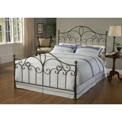 Hillsdale Furniture Meade Metal Bed