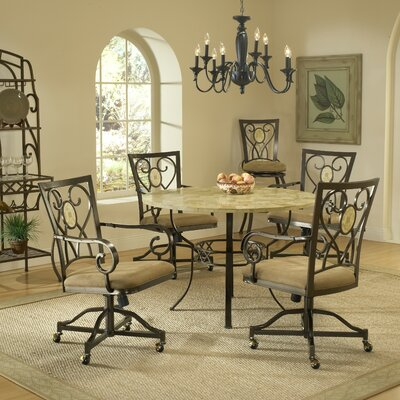Hillsdale Furniture Brookside 5 Piece Dining Set