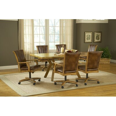 Hillsdale Furniture Grand Bay 7 Piece Dining Set