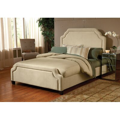 Carlyle Panel Bed