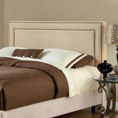 Hillsdale Amber Fabric Panel Bed