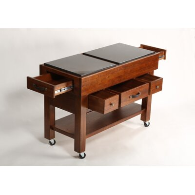 Hillsdale Furniture Outback Kitchen Cart