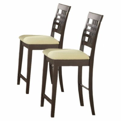 Hillsdale Furniture Tiburon Non-Swivel Counter Stools (Set of 2)