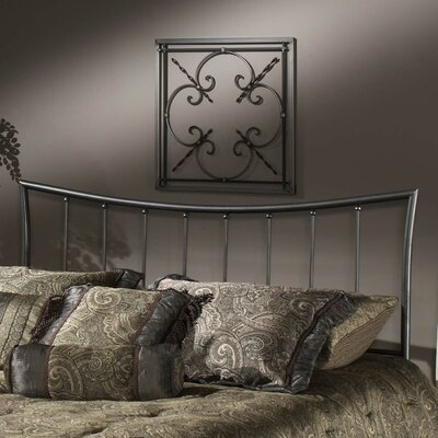Hillsdale Furniture Edgewood Metal Headboard