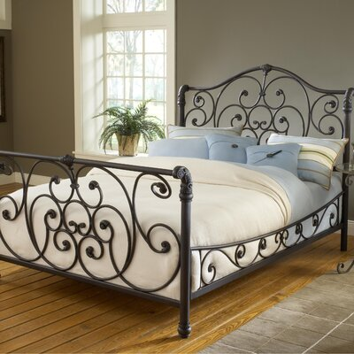 Hillsdale Furniture Mandalay Metal Bed