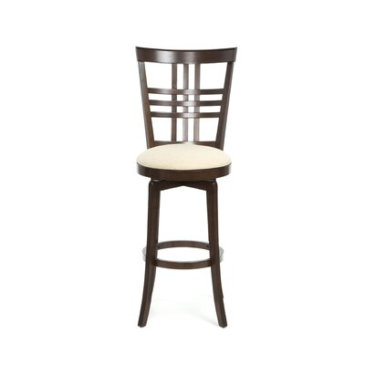 "Hillsdale Furniture Tiburon II 30"" Swivel Bar Stool"