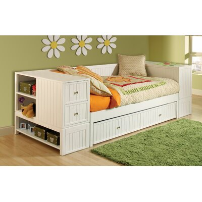 Daybeds - Features: Trundle Bed Available | Wayfair