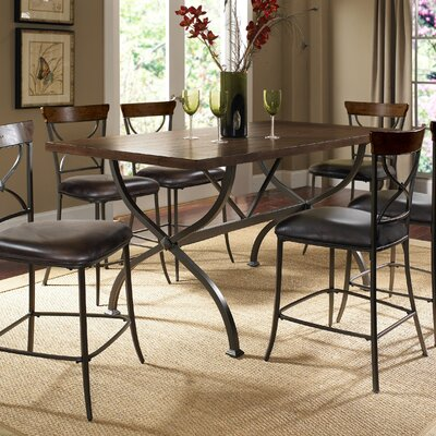 Hillsdale Furniture Cameron Counter Height Dining Table
