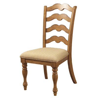 Hamptons Ladderback Side Chair (Set of 2)