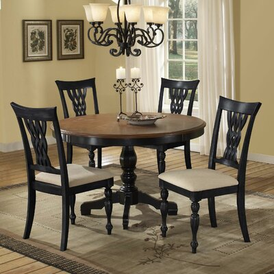 Hillsdale Furniture Embassy 5 Piece Dining Set