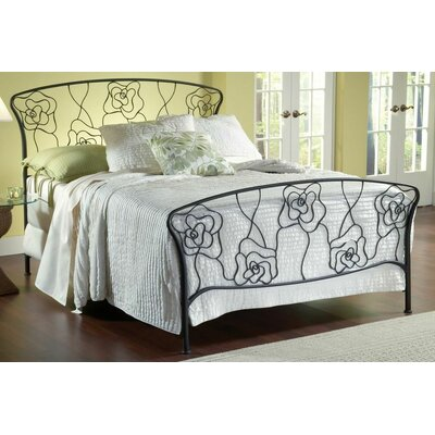 Hillsdale Furniture Rose Metal Bed