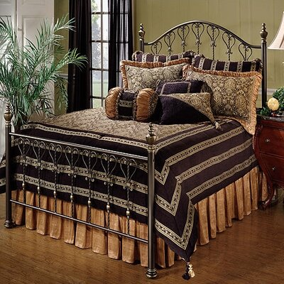 Hillsdale Furniture Huntley Metal Bed