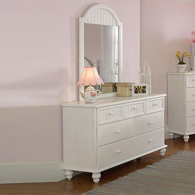Hillsdale Furniture Westfield 7-Drawer Dresser
