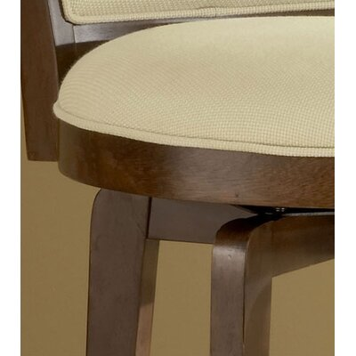 "Hillsdale Furniture Swivel Bar Stool - Jefferson 30"" with Cushion"