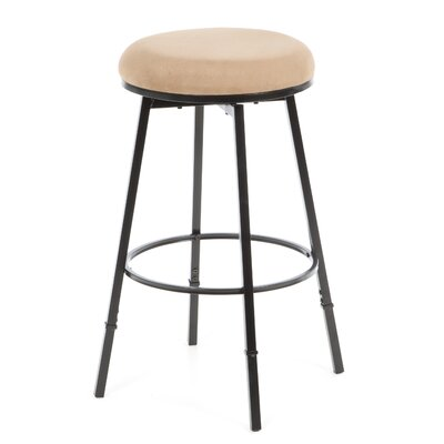 "Hillsdale Furniture Sanders 30"" Bar Stool with Cushion"