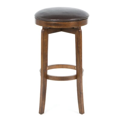"Hillsdale Furniture Brendan 31"" Swivel Bar Stool with Cushion"