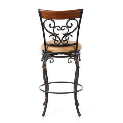 "Hillsdale Furniture Knightsbridge 30"" Swivel Bar Stool"
