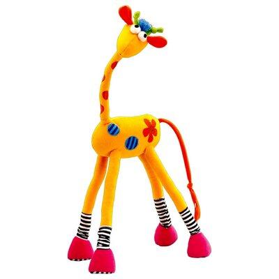 Wonderworld Flexi Raffy Twistable Stuffed Animal