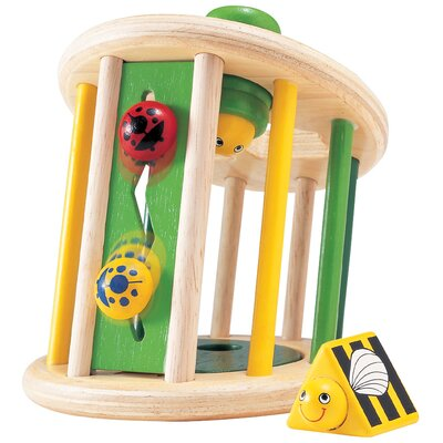 Wonderworld Waggy Garden Nature Themed Shape Discovery and Play Set
