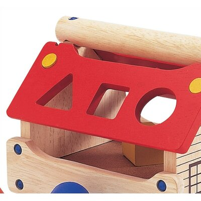 Wonderworld New Posting House Shape Sorter
