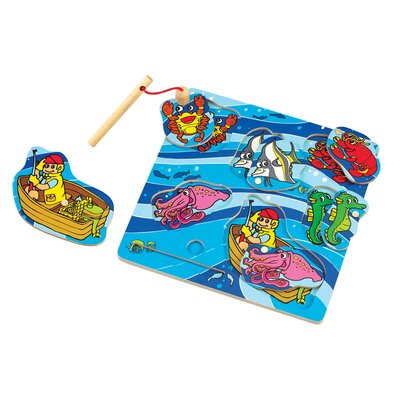 Wonderworld Fishing Puzzle
