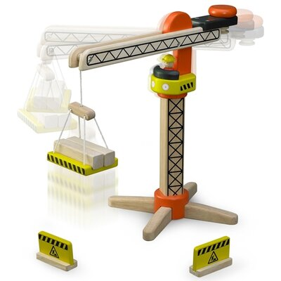 Wonderworld Mini Tower Crane