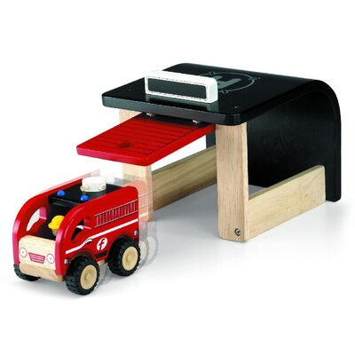 Wonderworld Mini Fire Station