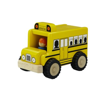 Wonderworld Mini School Bus