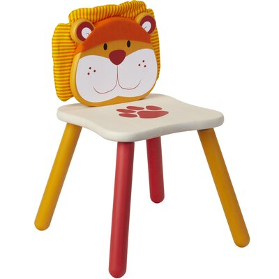 Lion Kid's Desk Chair