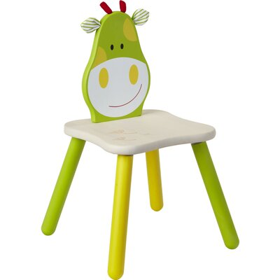 Giraffe Kid's Desk Chair