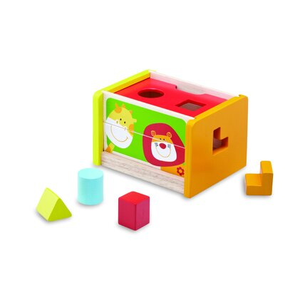 Wonderworld Safari Sorter
