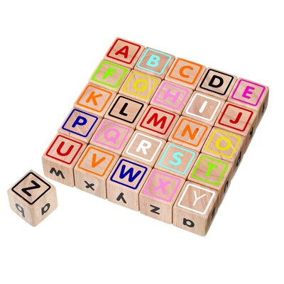 Wonderworld Wonder Abc Blocks