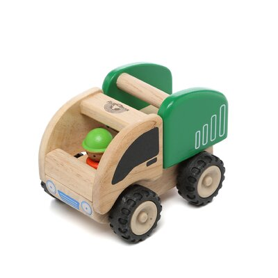 Wonderworld Mini Dumper Wooden Vehicle
