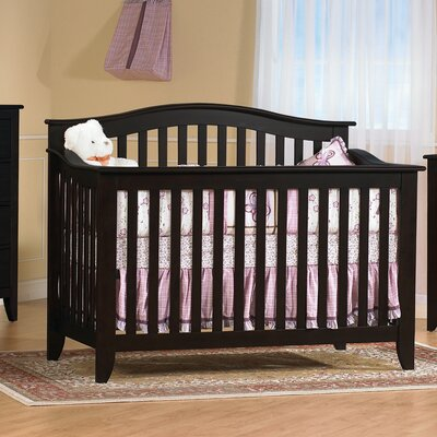 Salerno Forever 4-in-1 Convertible Crib