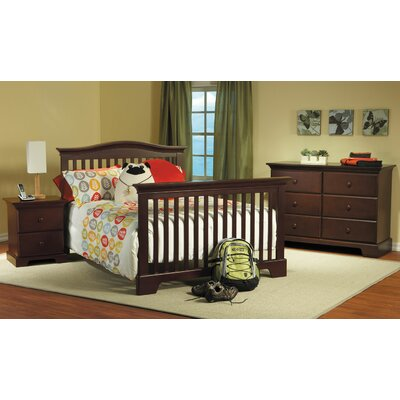 PALI Volterra 4-in-1 Convertible Crib Set