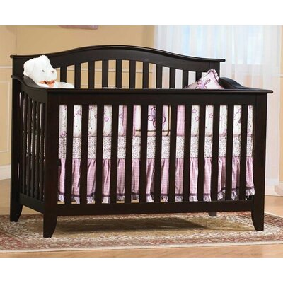 PALI Salerno 4-in-1 Convertible Crib Set