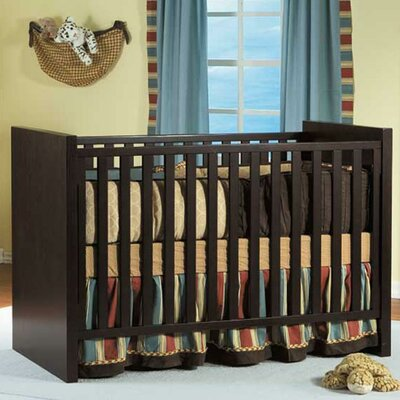 PALI Milano 3-in-1 Convertible Crib